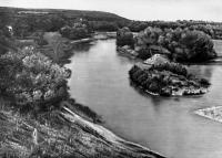 Описание: Валуйки - Река Оскол в Валуйском районе
