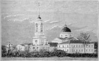 Описание: Валуйки - Покровский мужской монастырь горда Валуйки
