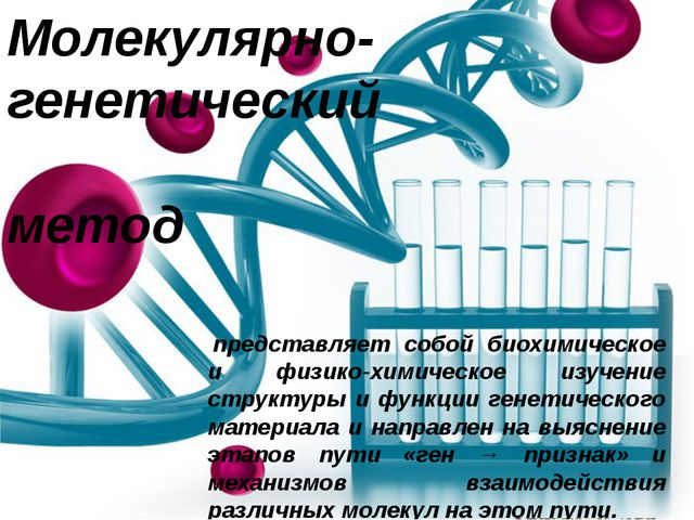 представляет собой биохимическое и физико-химическое изучение структуры и фу...
