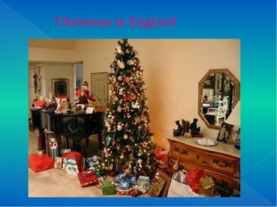 Christmas in Argentina - a home, a family holiday. As a rule, all family memb