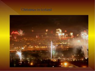 Christmas celebrated in Croatia as well as in other countries of the Catholic