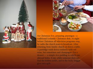 """Christmas and New Year are among the most """"delicious"""" Italian holidays. Tradi"""