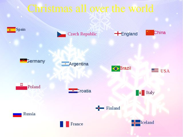 The main Spanish holiday – Christmas. It is the most important Spanish holida...