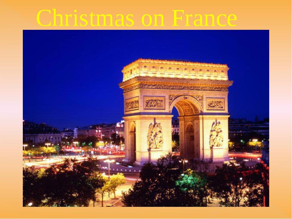 Christmas on the USA