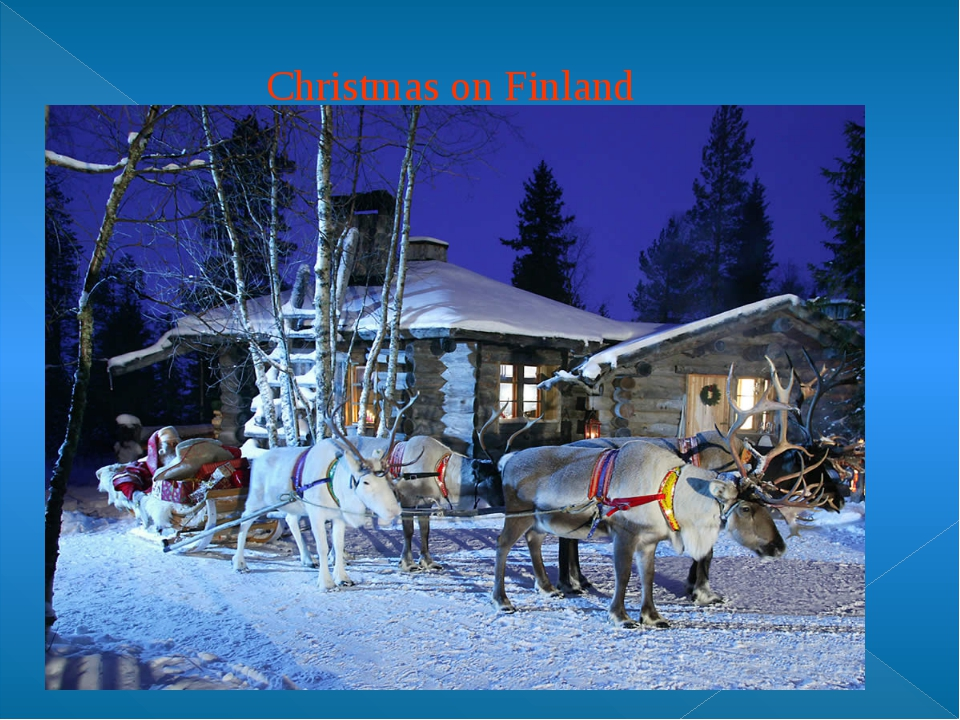 All over the world say that in Russia Christmas mark not how in other Christi...