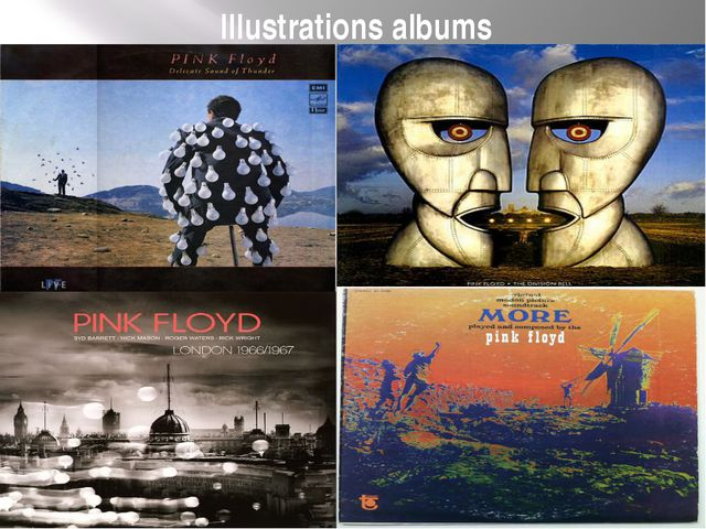 Illustrations albums