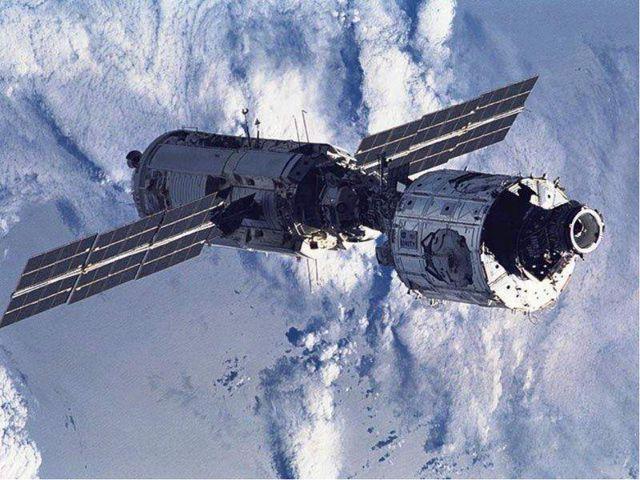 Небесные слуги Спутники для изучения природных ресурсов Земли Морские спутник...