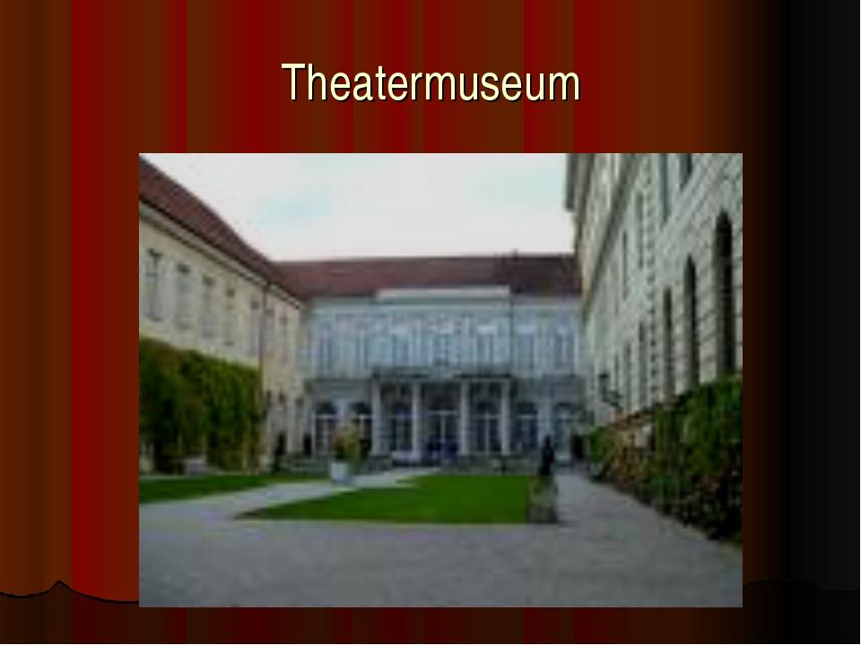 Theatermuseum