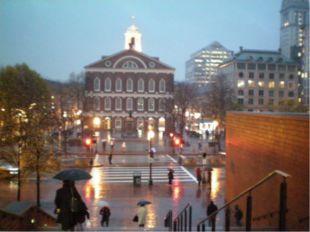 Бостон называют городом с богатым прошлым, смотрящим далеко вперед. Это центр