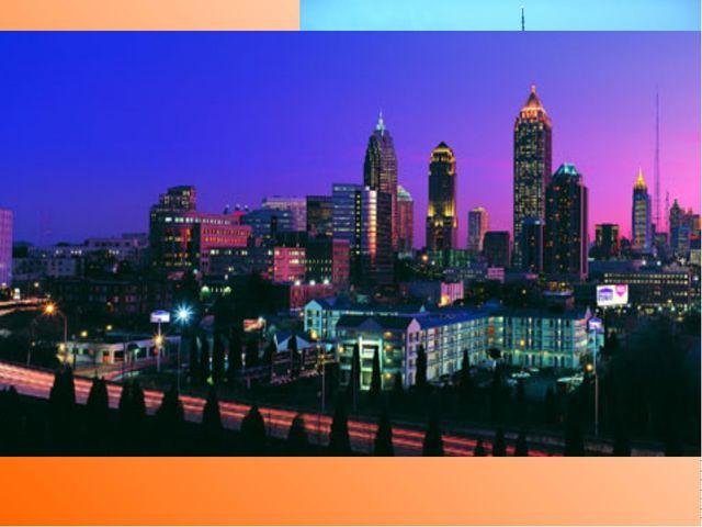 """Крупнейшие города Соединенных Штатов Америки. Филадельфия - """"Город братской л..."""