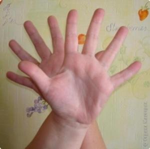 Правила проведения пальчиковой гимнастики