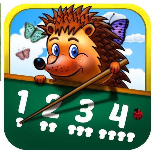Скачать Математика для дошкольников Lite 1.5 - Математика для дошкольников Lite для Android - Приложение для обучения детей в во