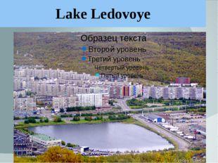 Lake Ledovoye