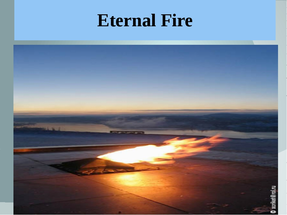 Eternal Fire
