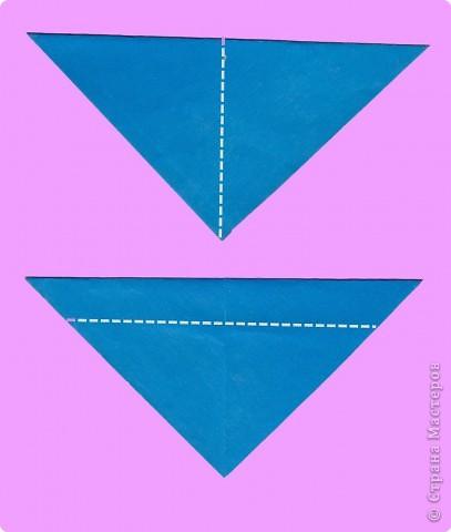 Педагогический опыт, Раннее развитие, Сказка Оригами: Оригами. Птицы. Занятие 16. Бумага. Фото 4