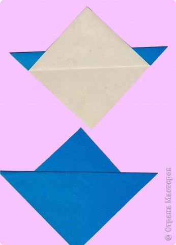 Педагогический опыт, Раннее развитие, Сказка Оригами: Оригами. Птицы. Занятие 16. Бумага. Фото 5