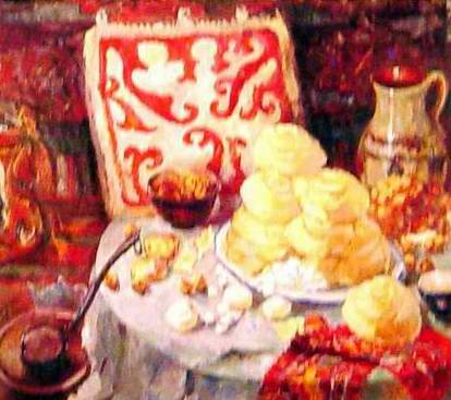 традиции казахского народа