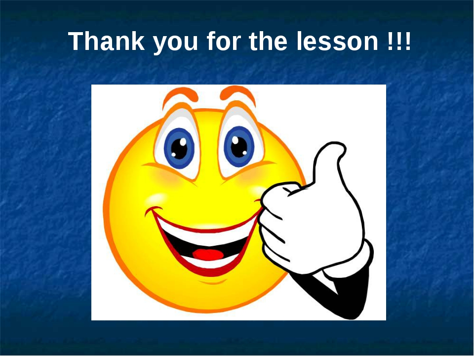 Thank you for the lesson !!!