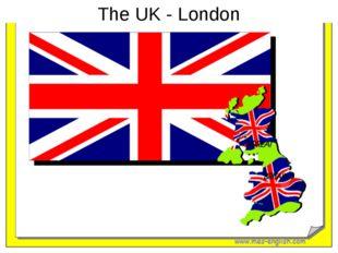 The UK - London
