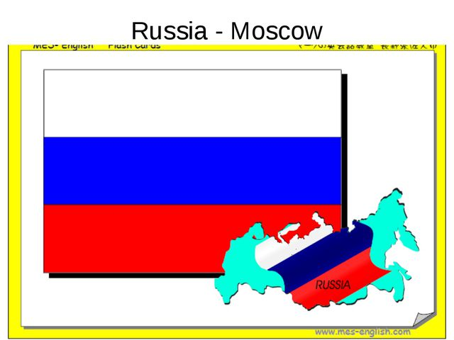 Russia - Moscow