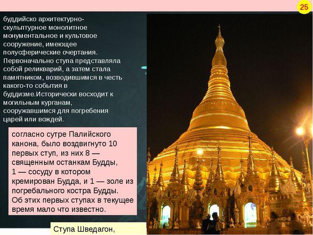 буддийско архитектурно-скульптурное монолитное монументальное и культовое соо...