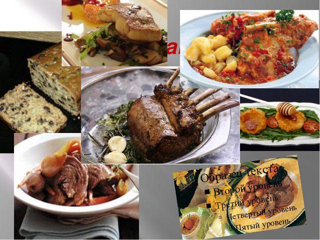 National food.