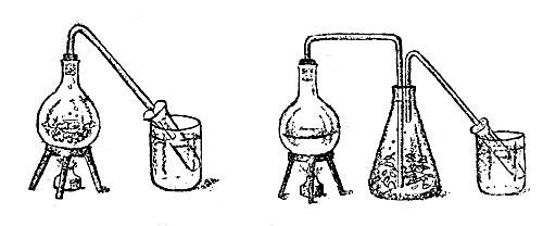 Получение эфирного масла