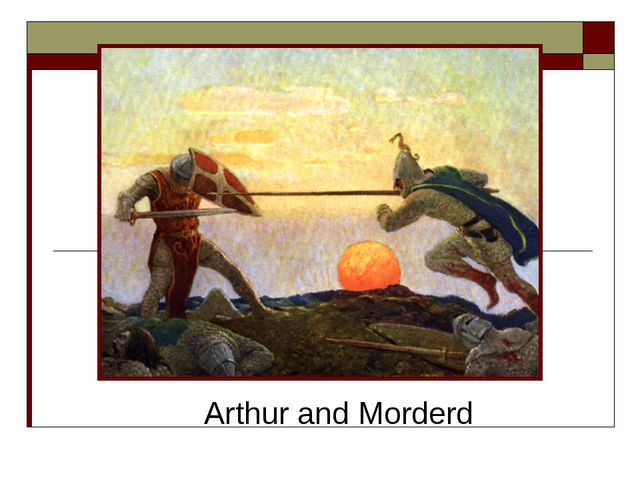 Arthur and Morderd