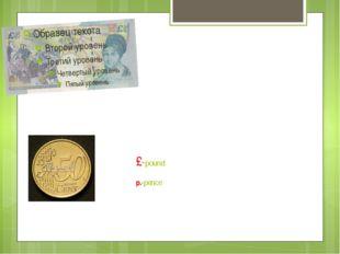 £-pound p.-pence