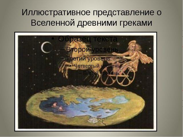Иллюстративное представление о Вселенной древними греками
