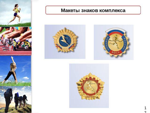 Макеты знаков комплекса 12 ProPowerPoint.Ru