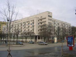 Троицкая пл., 1 (Дом политкаторжан)