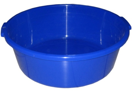 Таз пластмассовый 20,0 л пищевой (Минеральные воды), 1404045…
