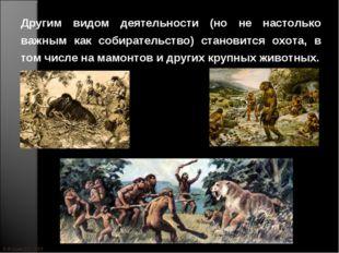 © Жадаев Д.Н., 2005 Другим видом деятельности (но не настолько важным как соб