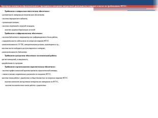 Критерии готовности образовательного учреждения к введению внеурочной деятель