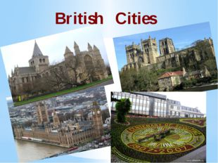 British Cities