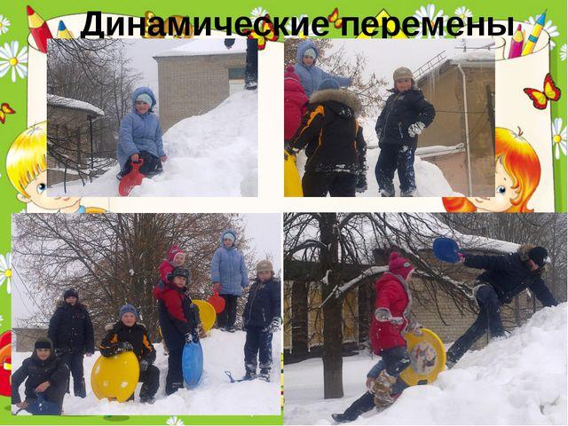 Динамические перемены ProPowerPoint.Ru