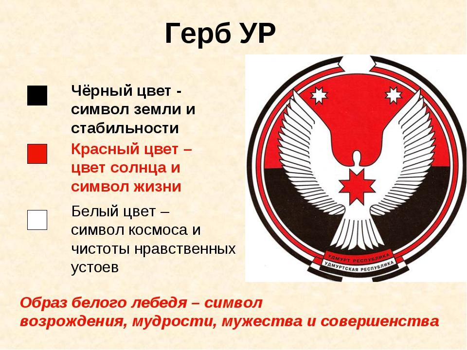 Чёрный цвет - символ земли и стабильности Красный цвет – цвет солнца и симво...