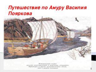 Путешествие по Амуру Василия Пояркова