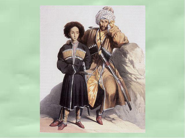 Кабардинцы и балкарцы картинки