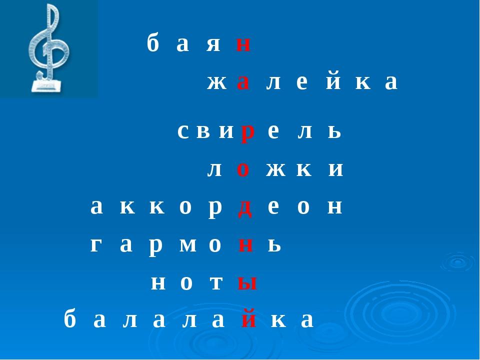 б а я н ж а л е й к а с в и р е л ь л о ж к и а к к о р д е о н г а р м о н...
