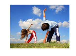 ? Чтобы быть здоровым с детства И уж взрослым не хворать. Нужно каждым утром
