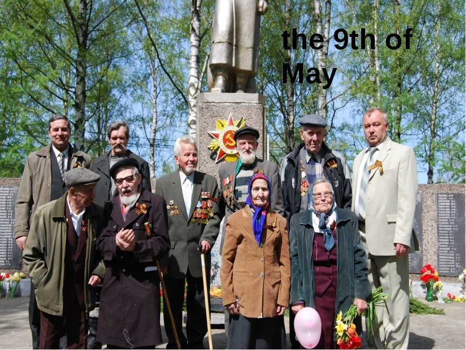 the 9th of May