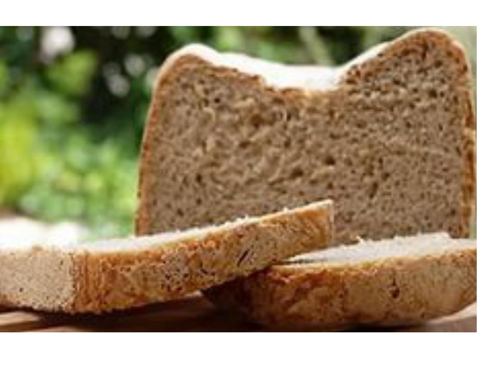 Хлеб помогает сбросить вес
