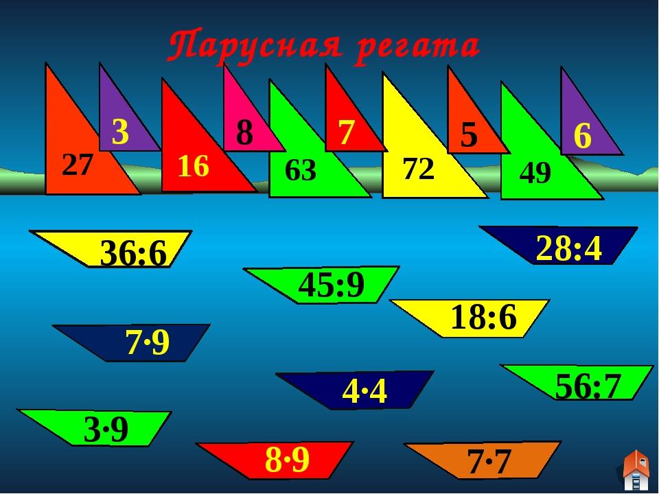 Укрась ёлку к празднику 18:3·4 (12-6)·9 3·(17-8) 48:(32:4) (34+30):8 56:(12-...