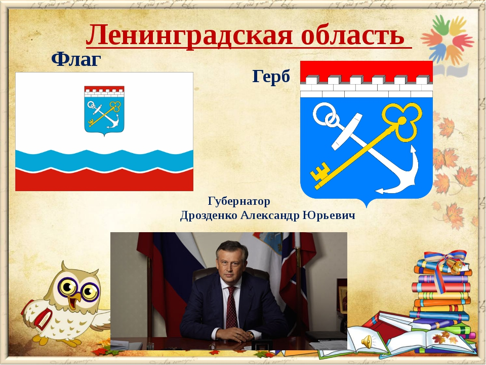 Бугровское поселение Флаг Герб Глава администрации Шорохов Геннадий Иванович