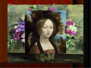 Определите жанр изобразительного искусства