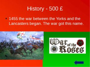 History - 600 £ This is the name of the British queen who made a revolt again