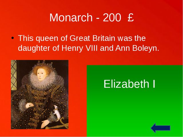 Monarch - 300 £ This man is future king of Great Britain. Now he works there....