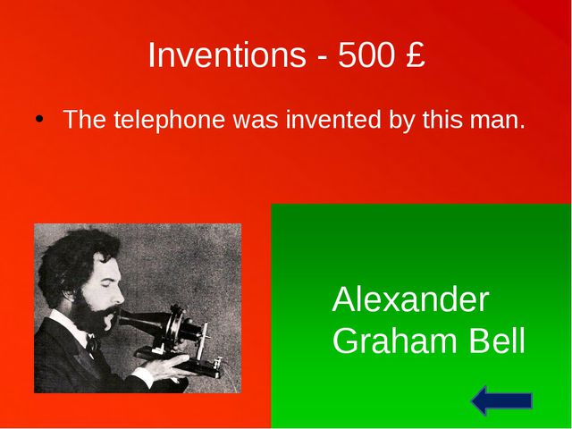 Inventions - 200 £ This man is a founder of classical Physics. Sir Isaac Newton